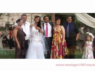 Mariages 1001 souvenirs