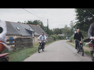 Marion & Johan - clip de mariage