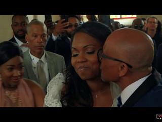 Mariage d'Olivia et David