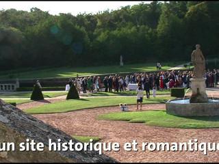 Mariage à La Roche Courbon