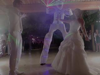 Mariage à Besse avril 2016