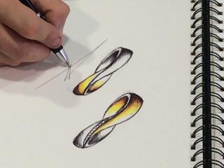 Création d'un bijou sur-mesure à la main - Partie 5