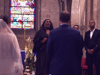 Amazing grace - Mariage