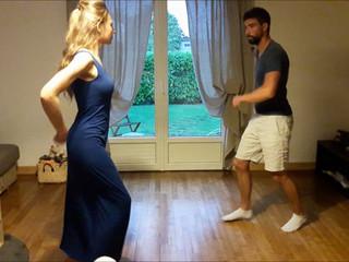 DanseTousStyles - cours particuliers ouverture de bal