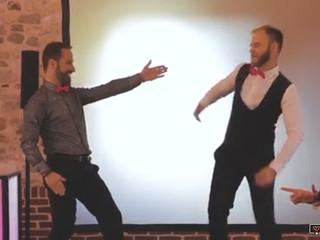 Danse de mariage - ouverture de bal