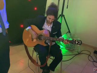 Extrait video Guillaume (DJ) guitare