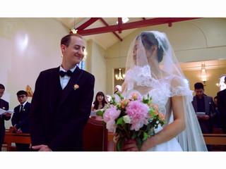 Mariage de Fangfang et Michaël
