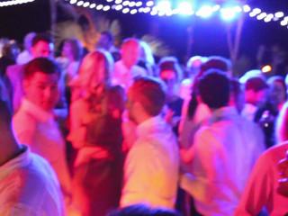 Galactica Band mariage été 2018 Saint Tropez