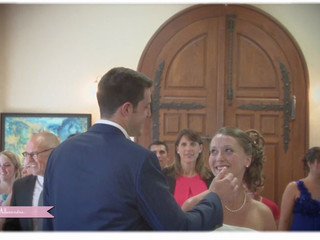 Mariage de Joanna et Alex teaser
