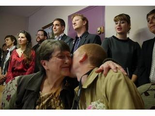 Vidéo d'un mariage