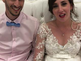 Mariage exceptionnel, vive les mariés !