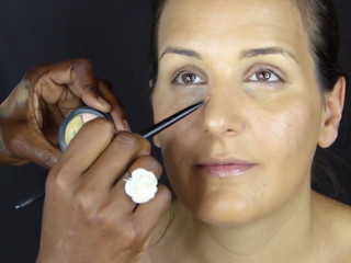 Maquillage naturel débutant
