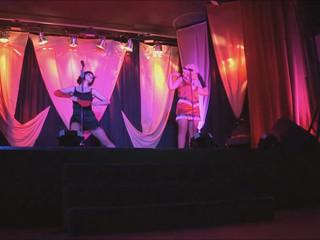 Berangere spectacle cabaret