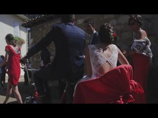 Mariage d'H&X par Fred Prat Studio