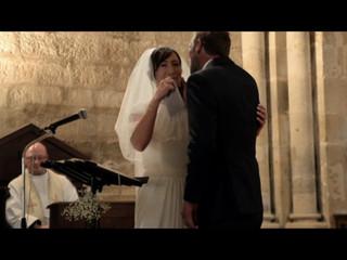 Film de mariage de Melissa & Sébastien (le Bohème)
