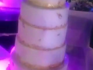 Weeding cake mousse de fruits