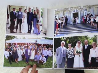 Exemple de livre photo