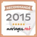 Recommand� sur mariages.net