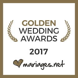Gagnant Wedding Awards 2017 mariages.net