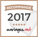 Recommandé sur Mariages.net