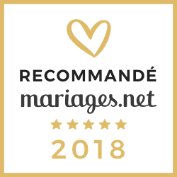Hobby One, gagnant Wedding Awards 2018 mariages.net