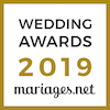 Gagnant Wedding Awards 2019