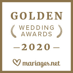 Gagnant Wedding Awards 2020 Mariages.net