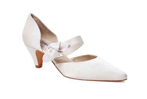 Chaussures Mademoiselle Rose