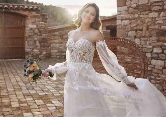 Robes de mariée White One