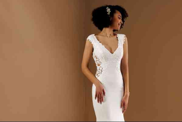 Robes de mariée Eglantine Créations