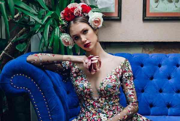 Robes de soirée Oksana Mukha Paris