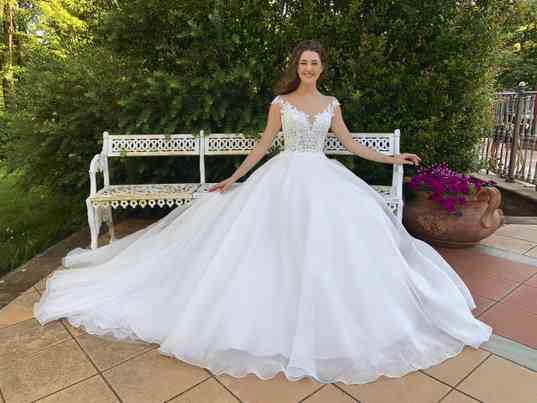 Robes de mariée Delsa
