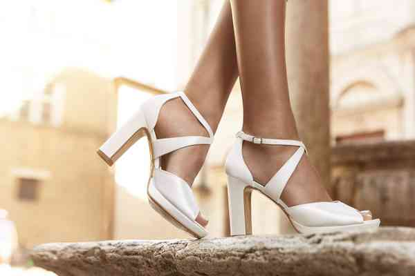 Chaussures Bianco Evento