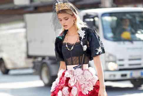 Soirée Dolce & Gabbana