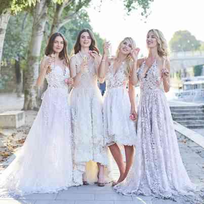 Robes de mariée LK PARIS Couture