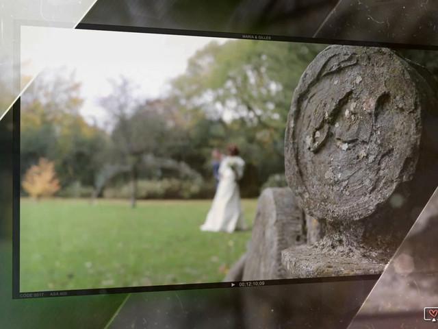 Le mariage de Gilles et Maria à Mont-Saint-Aignan, Seine-Maritime 1