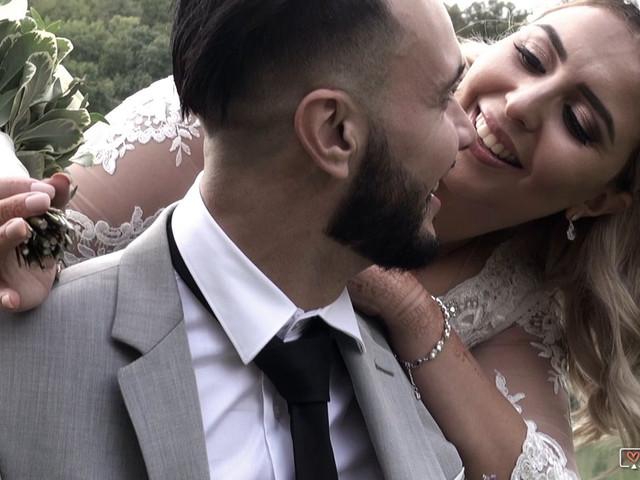 Le mariage de Abdallah et Shéréazade à Sallenôves, Haute-Savoie 1