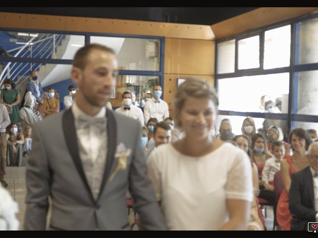 Le mariage de Joris et Justine à Allex, Drôme 2