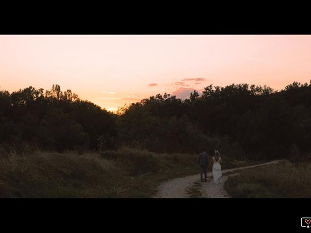 Le mariage de Joris et Justine à Allex, Drôme 7
