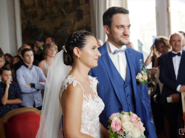 Le mariage de Nicolas et Virginie à Tarbes, Hautes-Pyrénées 1