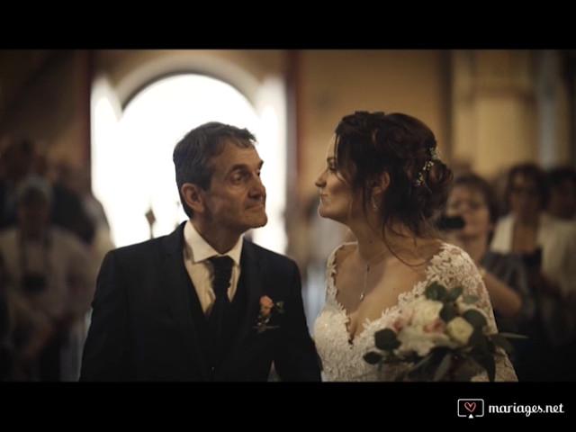 Le mariage de Anthony et Anne-Laure à Chemazé, Mayenne 1
