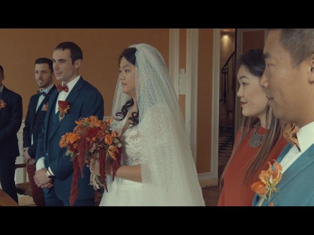 Le mariage de Vincent et Stephanie à Breteuil, Oise 1