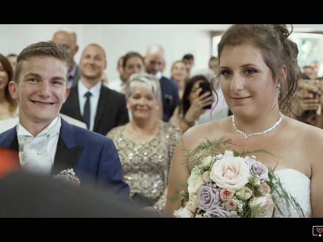 Le mariage de Johan et Lola à Serviès, Tarn 1