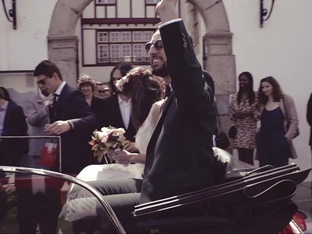 Le mariage de Matthieu et Anne-Sophie à Ciboure, Pyrénées-Atlantiques 1