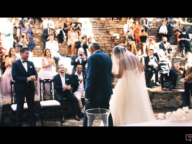 Le mariage de Eddy et Barbara à Le Lavandou, Var 1