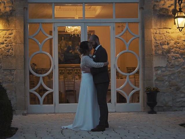 Le mariage de David et Aurore à Lignan-de-Bordeaux, Gironde 1
