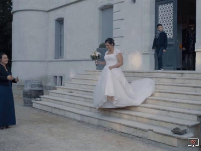 Le mariage de Vincent et Cloé à Vendeuvre-du-Poitou, Vienne 1