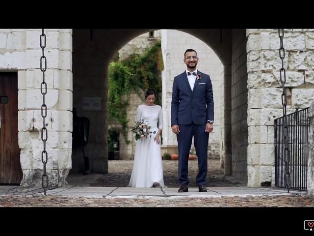 Le mariage de Kévin et Julie à Lémeré, Indre-et-Loire 1