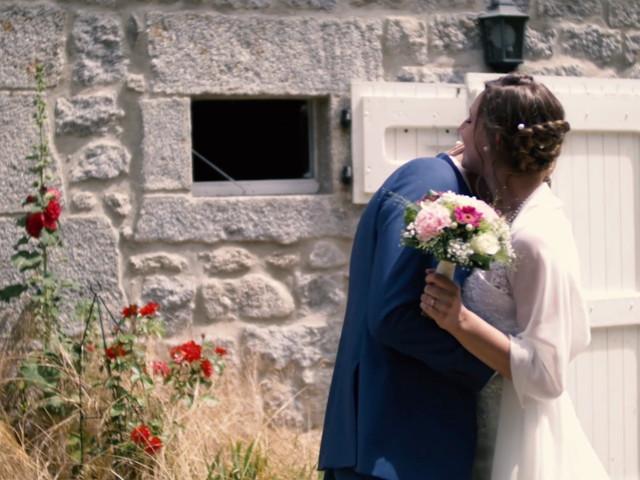 Le mariage de Baptiste et Sophie à Aurillac, Cantal 1