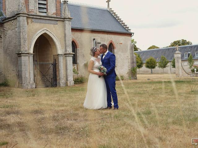 Le mariage de Kévin et Roxane à Mignières, Eure-et-Loir 1